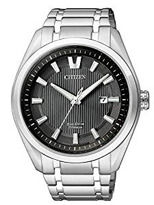 Orologio citizen ecodrive supertitanio aw1240-57e