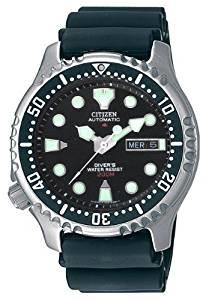 orologio citizen subacqueo professionale automatico ny0040-09e
