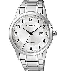 orologio uomo citizen ecodrive acciaio aw1231-58b