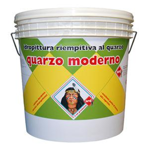 QUARZO MODERNO IDROPITTURA AL QUARZO PER PARETI ESTERNE ARSCOLOR Albenga(Savona)
