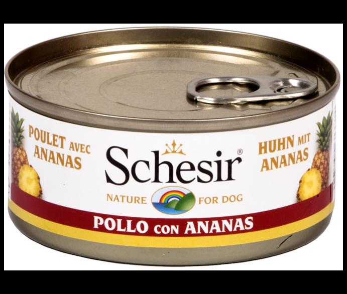 FILETTO DI POLLO CON ANANAS