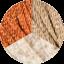 Terracotta - Fawn - Platinum