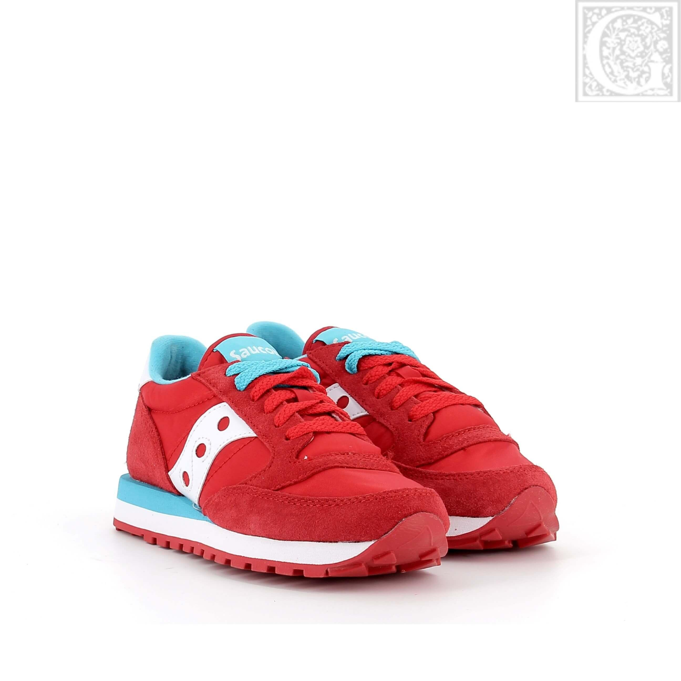 Saucony jazz original 1044-280 red-heavenly - 5.5 sUp5c