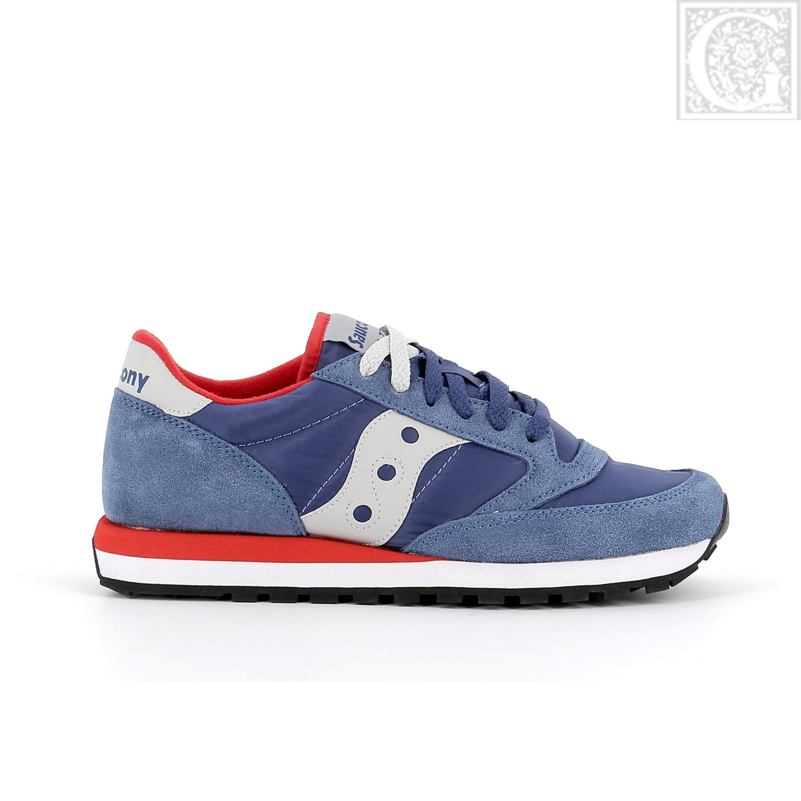 SAUCONY JAZZ ORIGINALS 2044-446 BLU-RED - GIGLIO BOUTIQUE bba2e8f6b0d