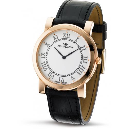 Orologio philip watch piatto laminato