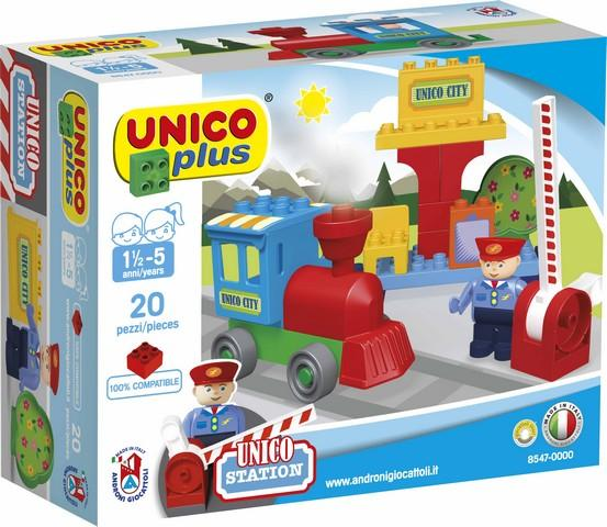 UNICOPLUS PICCOLA STAZIONE 8547-0000 ANDRONI
