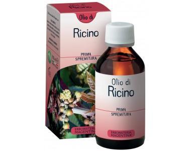 Olio di ricino 100 ml Erboristeria Magentina