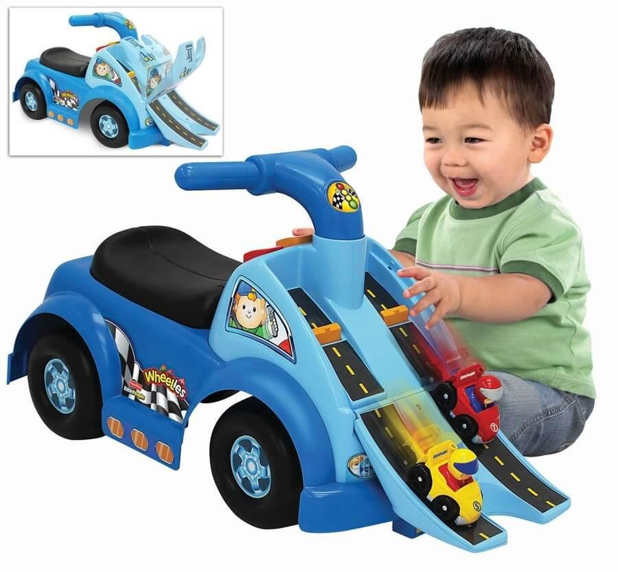 Primi passi Autopista Fisher-Price