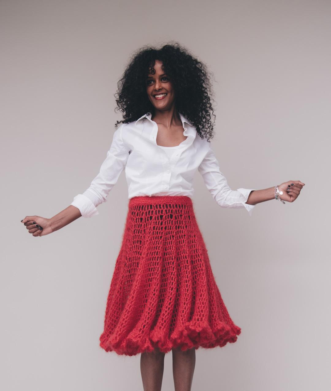 Spring 2018 Collection - Sweater and Cardigan - Let Me Dance Skirt - 1