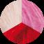 Quarzo - Fucsia - Rosso
