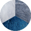 Cloud - Slate Blue - Cobalt