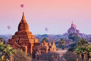 MYANMAR, un tesoro d'Oriente