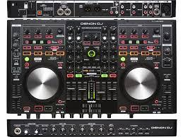 CONTROLLER DENON MC6000 DJ DIGITALE