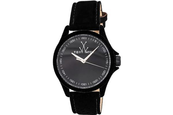 TOYWATCH PEACH  TOTAL BLACK