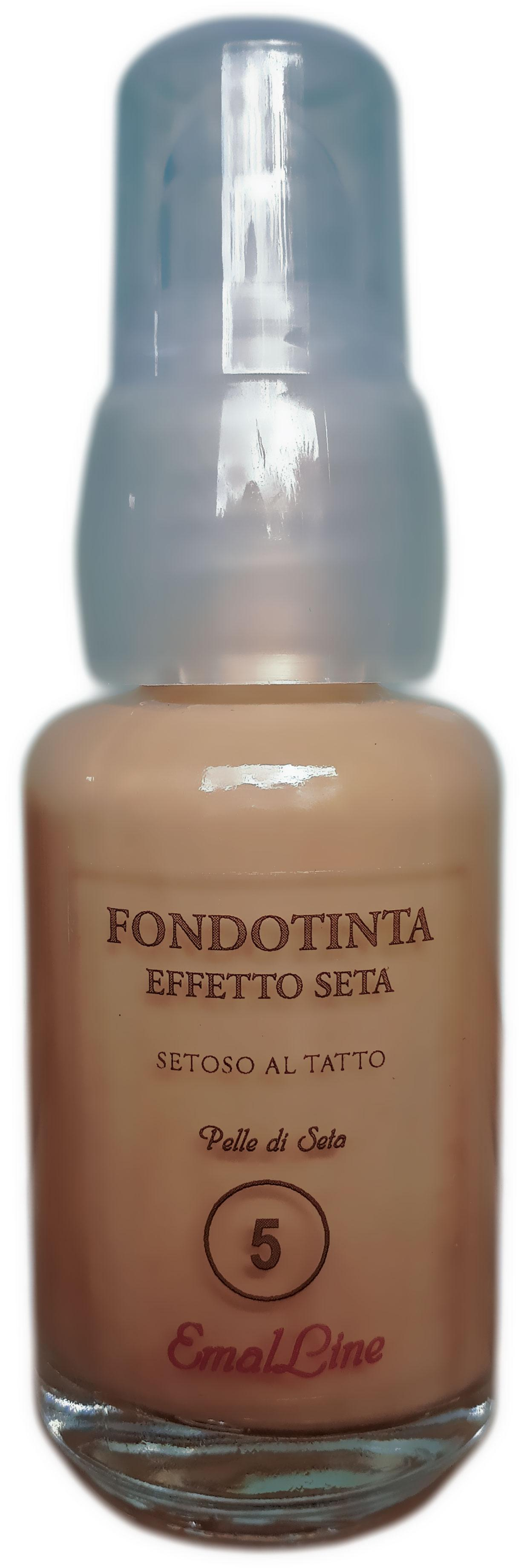 Fondotinta Fluido colore n.5  -  30 ml