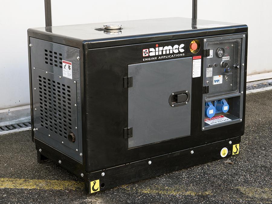 AIRMEC HS6500 SS AVR