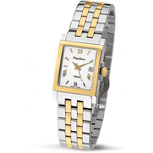 Orologio donna philip watch acciaio bicolore