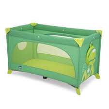 Chicco 7908792 Easy sleep green jam lettino da campeggio