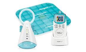 Foppapedretti  AC403 Angel Care radioline complete di materassino rileva respiro