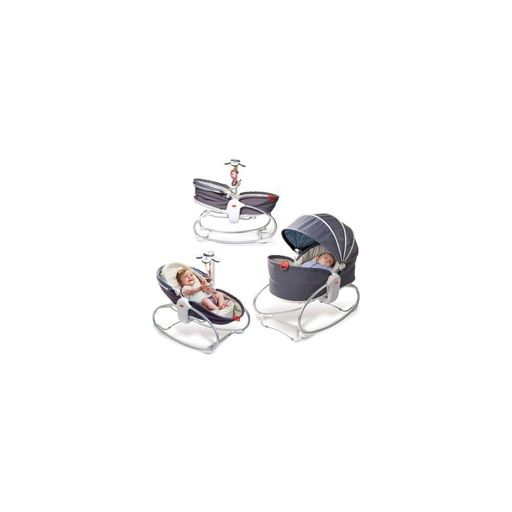 Bebeconfort 22218017 Cozy napper grey sdraietta/culla 0/18 kg