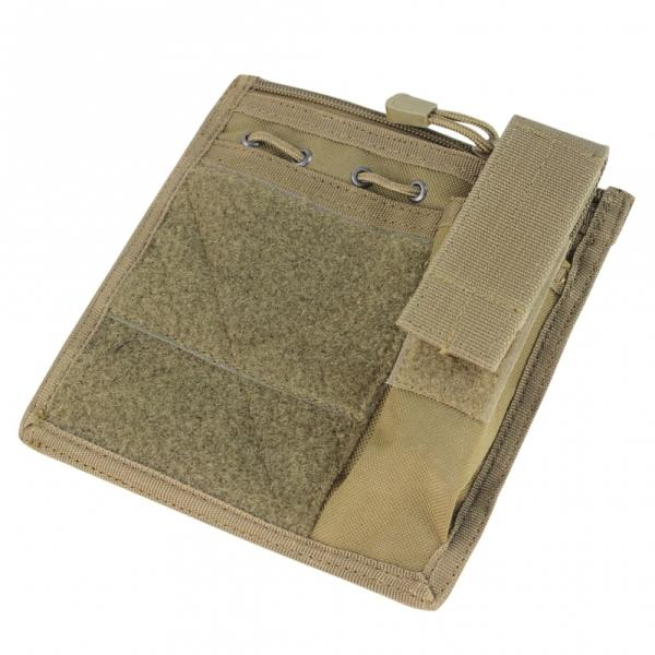 Tasca per documenti MA30 sistema MOLLE Tan
