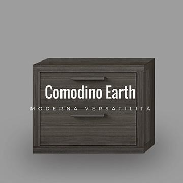 Comodino Earth