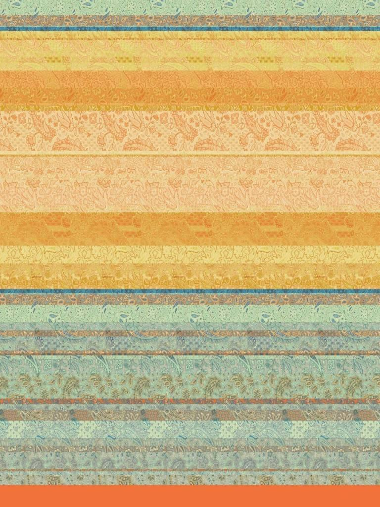 Bassetti granfoulard telo arredo montalcino v 9 arancio for Bassetti telo arredo