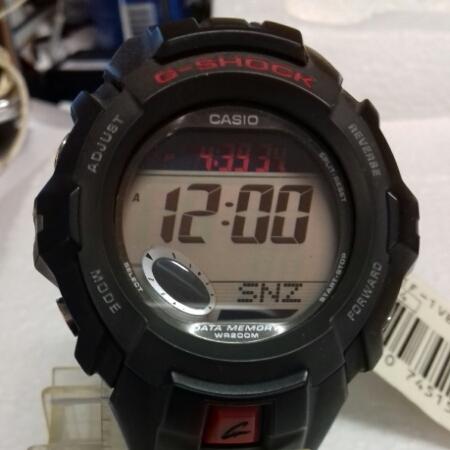 Orologio Casio Uomo G-SHOCK G-3011-1VER vendita on line | OROLOGERIA BRUNI Imperia