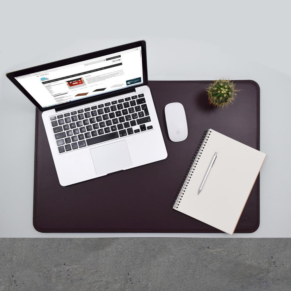 Desk Pad Hermes Eggplant Violet
