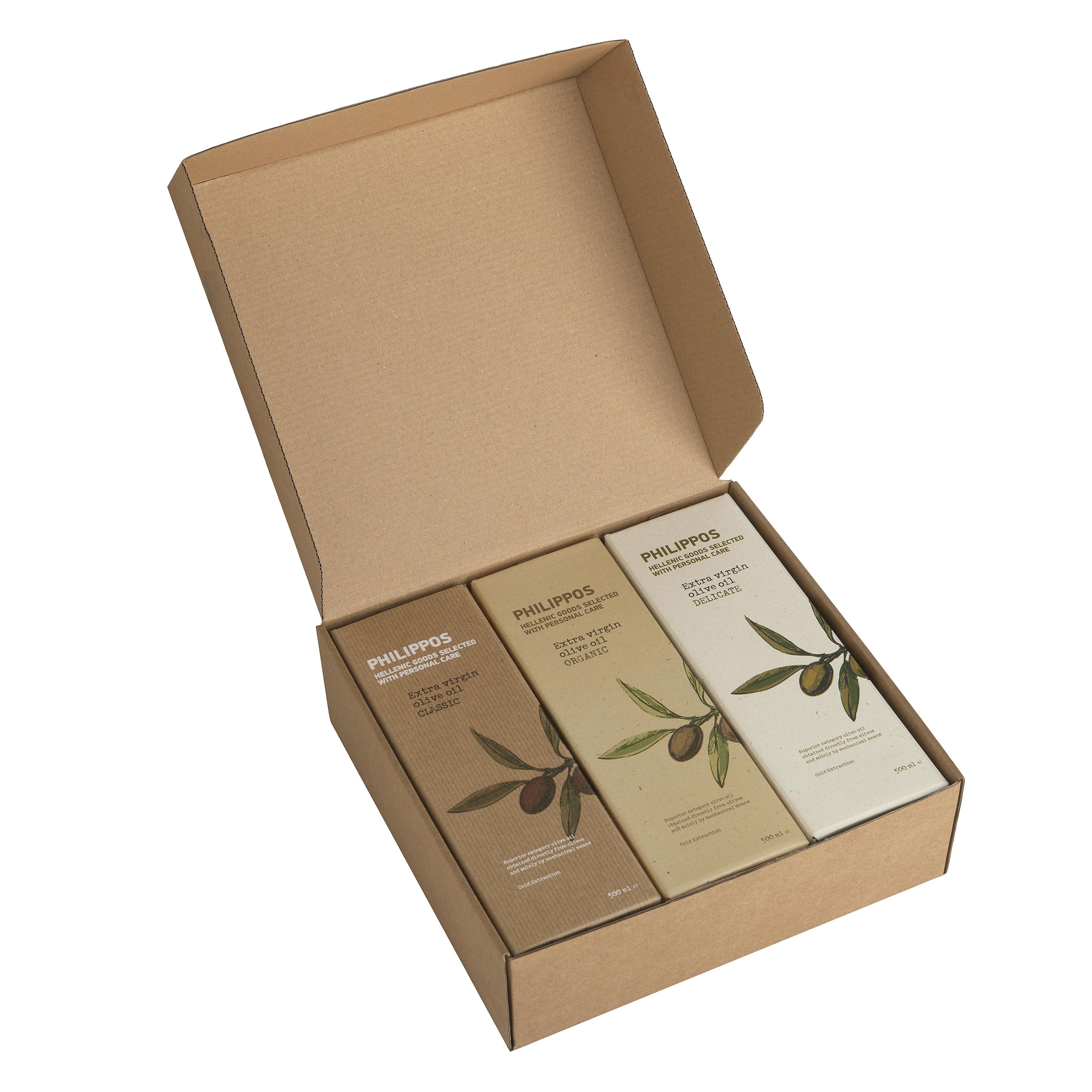 PHILIPPOS Gift Box trio