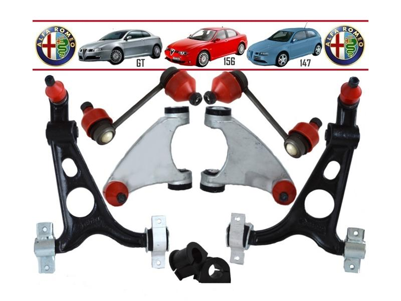 Kit Completo Avantreno Sospensione Anteriore Alfa Romeo