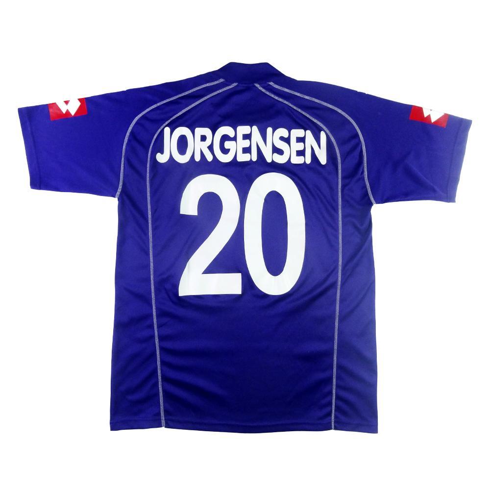 2005-06 Fiorentina Maglia Home #20 Jorgensen XL (Top)