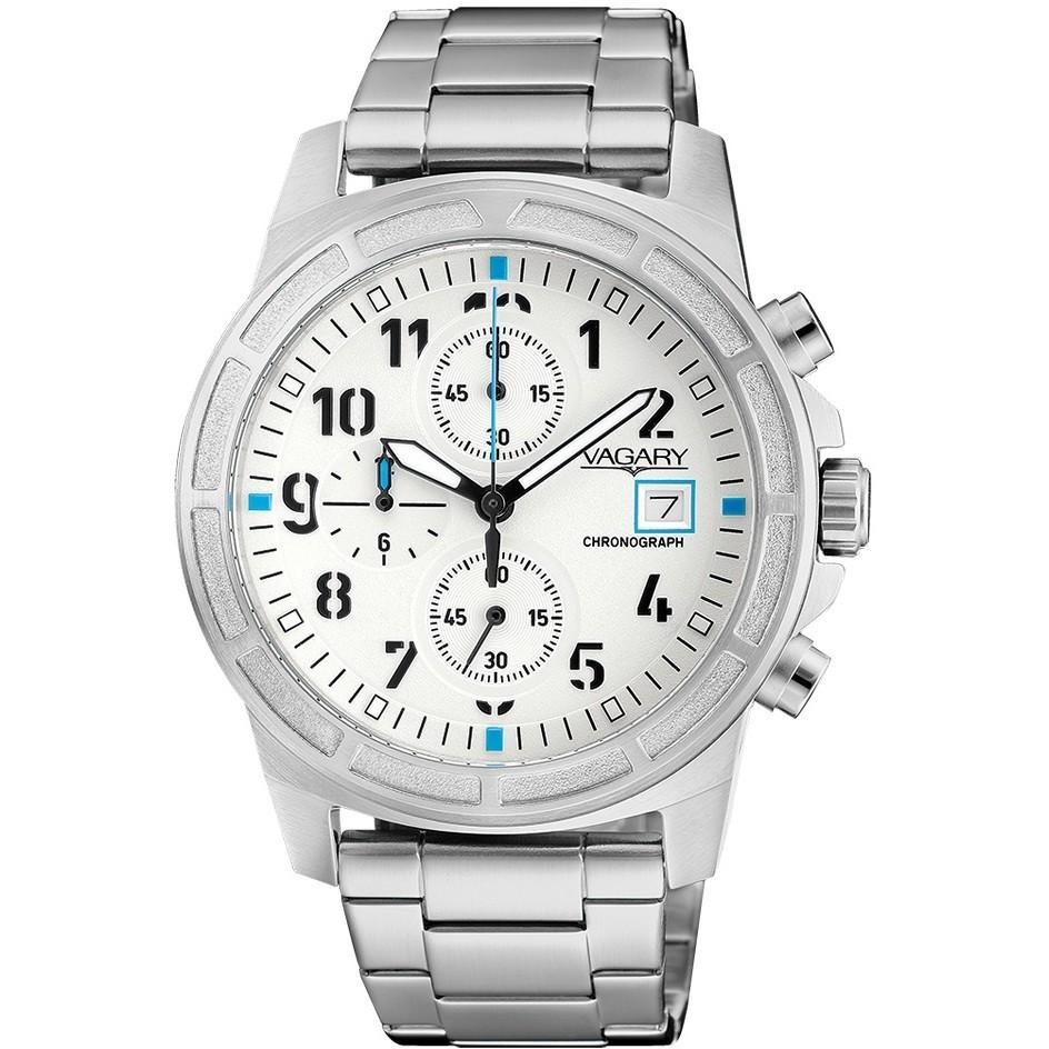 Orologio cronografo uomo Vagary By Citizen Explore