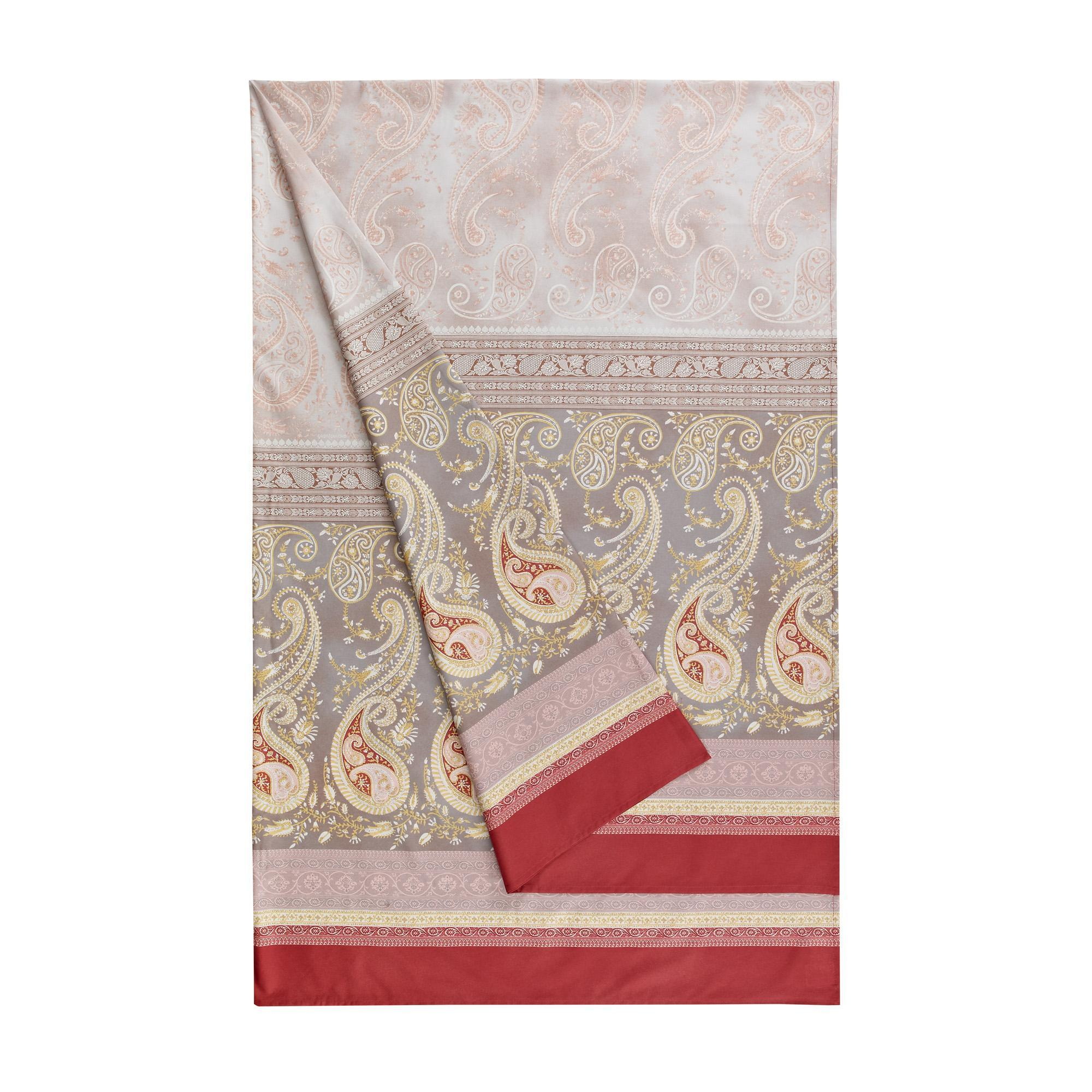 Foulard Per Divani Bassetti.Dettagli Su Bassetti Granfoulard Telo Arredo Scauri V 6 Puro Cotone 350x270 Cm