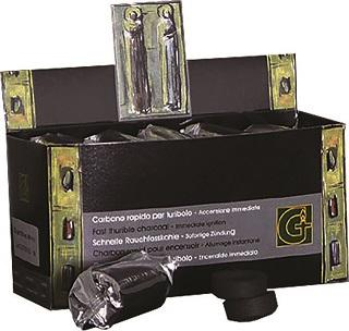 Carboncini scatola nera (90 pz)