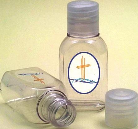 Bottiglietta plastica 25 ml. (1500 pz)
