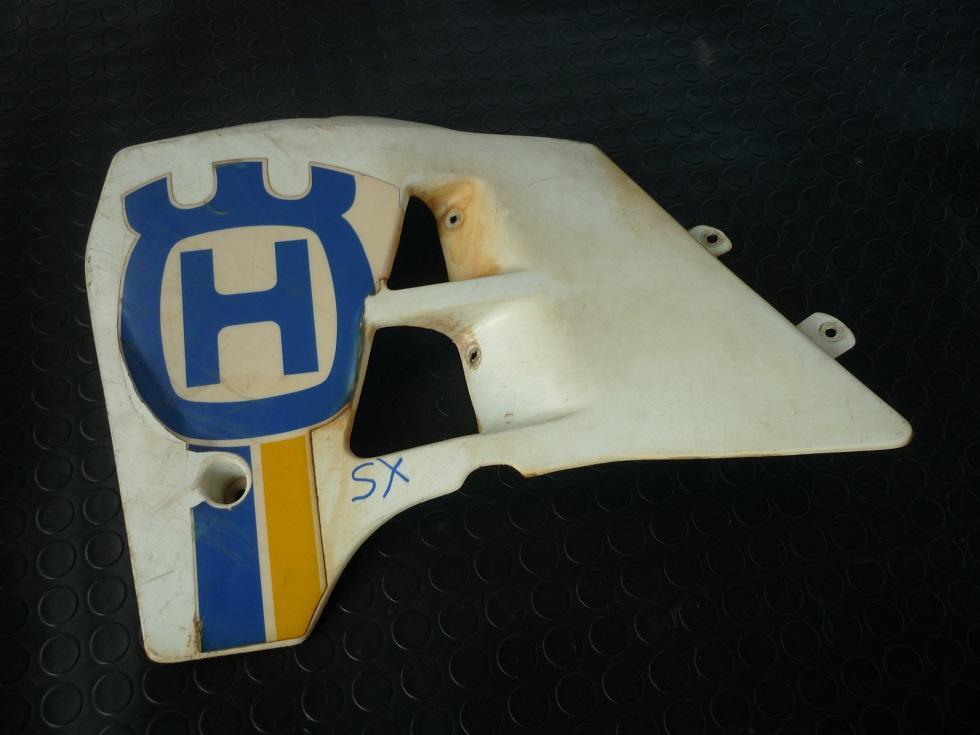 FIANCATINA ANTERIORE SINISTRA USATA HUSQVARNA TE 350 1994