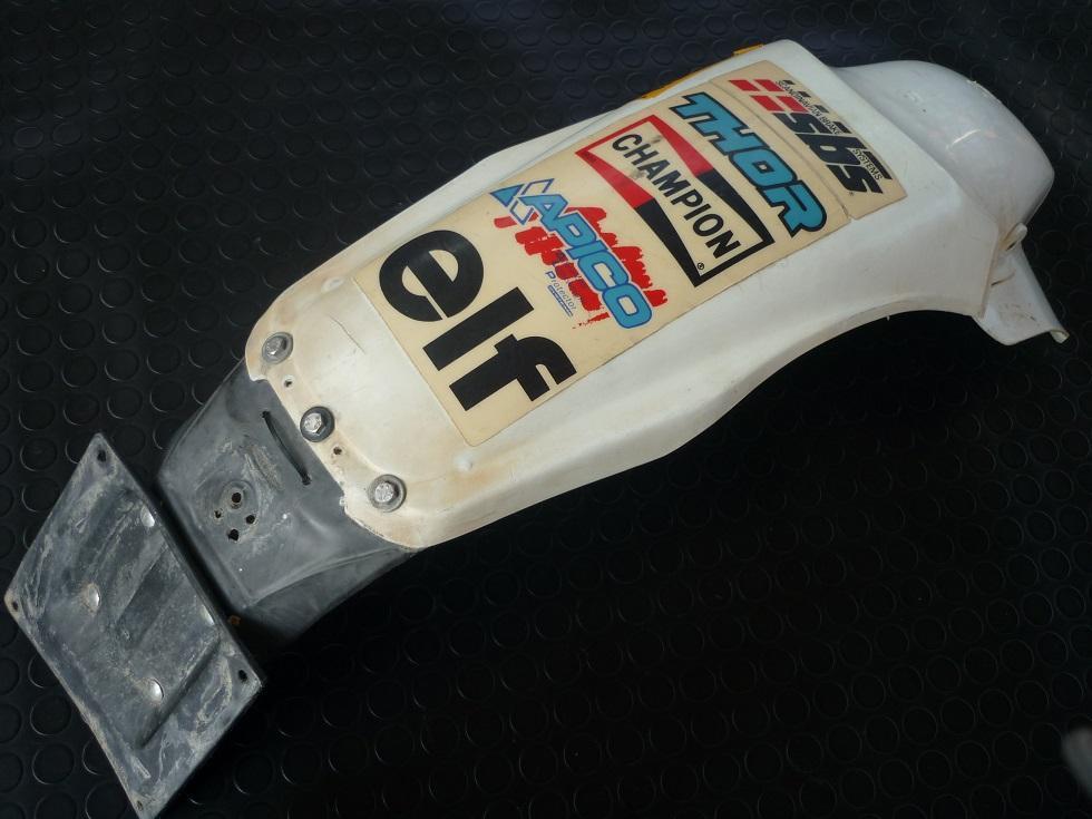 PARAFANGO POSTERIORE USATO HUSQVARNA TE 350 1994