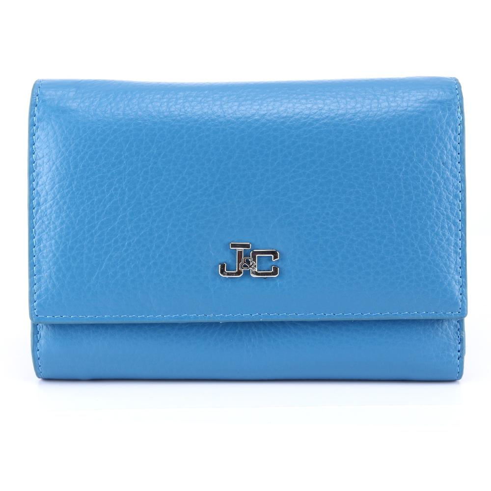 Woman wallet J&C JackyCeline  W163-01 020 BLU