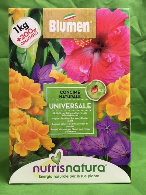 CONCIME NATURALE UNIVERSALE 1kg