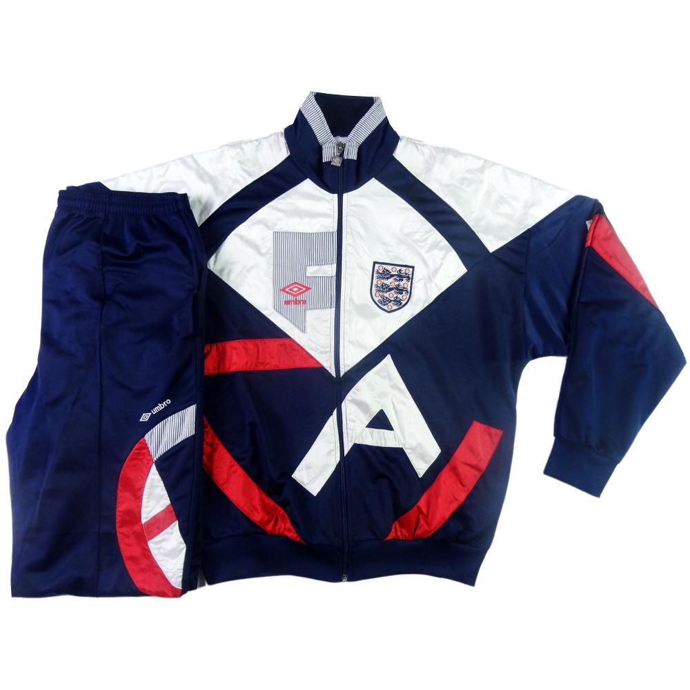 1990-94 Inghilterra Tuta Completa L
