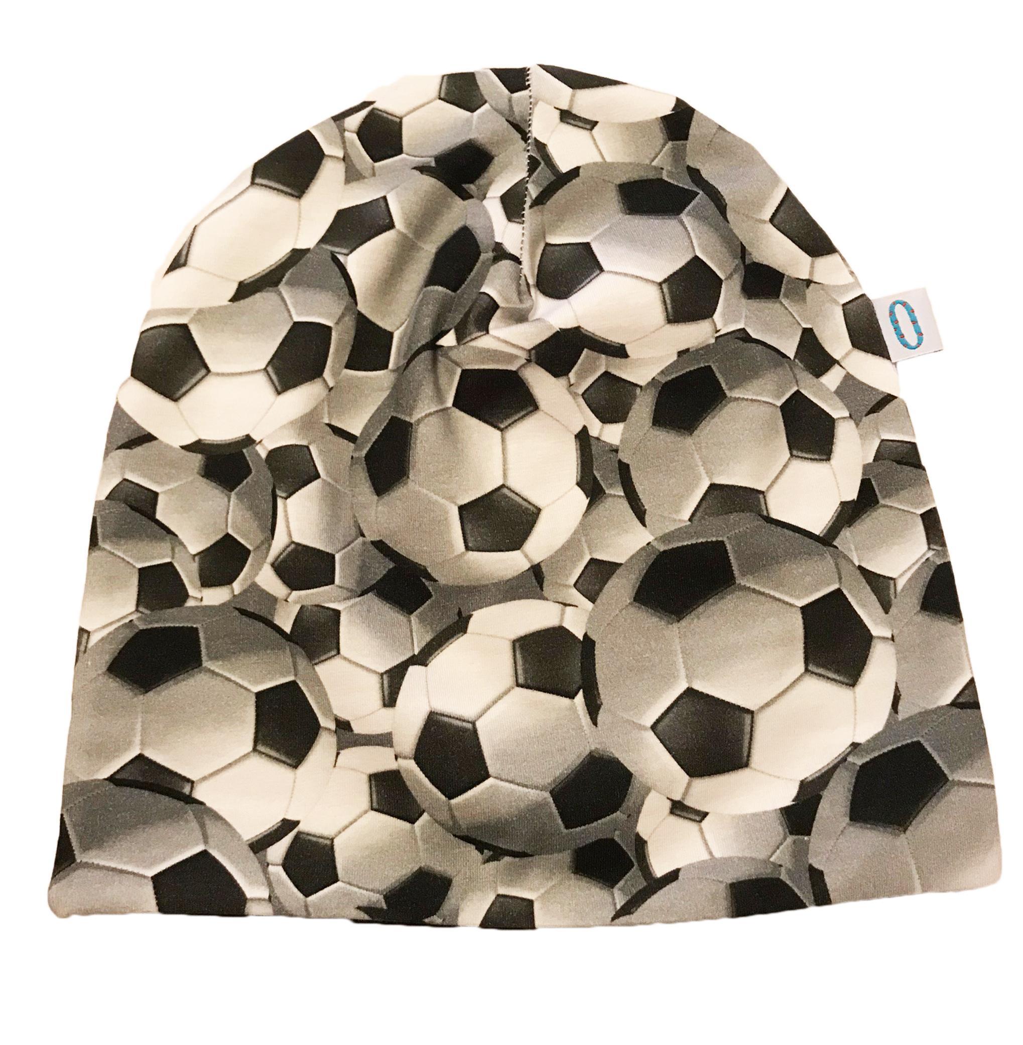 Cappello modello lungo double face arrotondato calcio