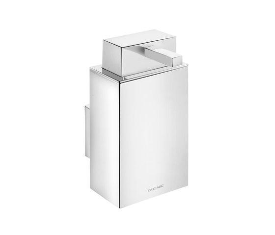 Dispenser a parete per il bagno serie Bath Life Cosmic
