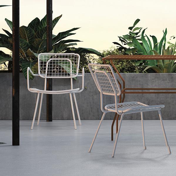 arredamento per terrazza e giardino, sedie e tavoli per esterno, tavoli allungabili per esterno