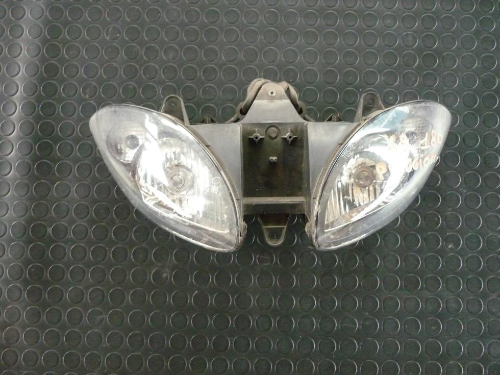FANALI ANTERIORI USATI PIAGGIO X9 180cc 2002