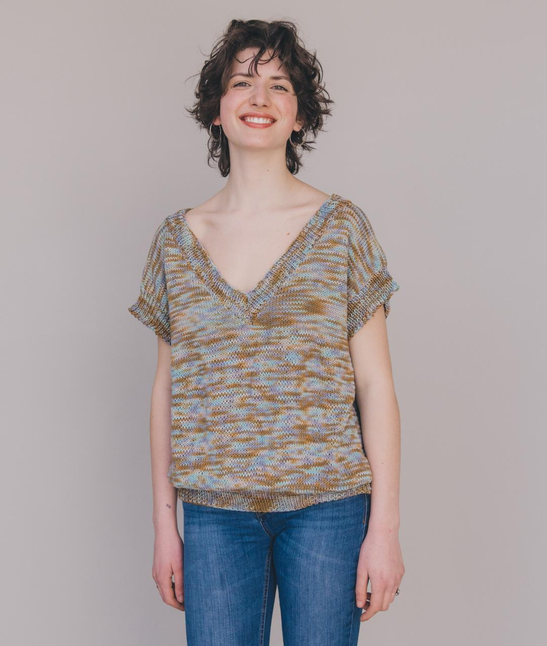 Maglie e Top - Cotone - Monet Tee - 1