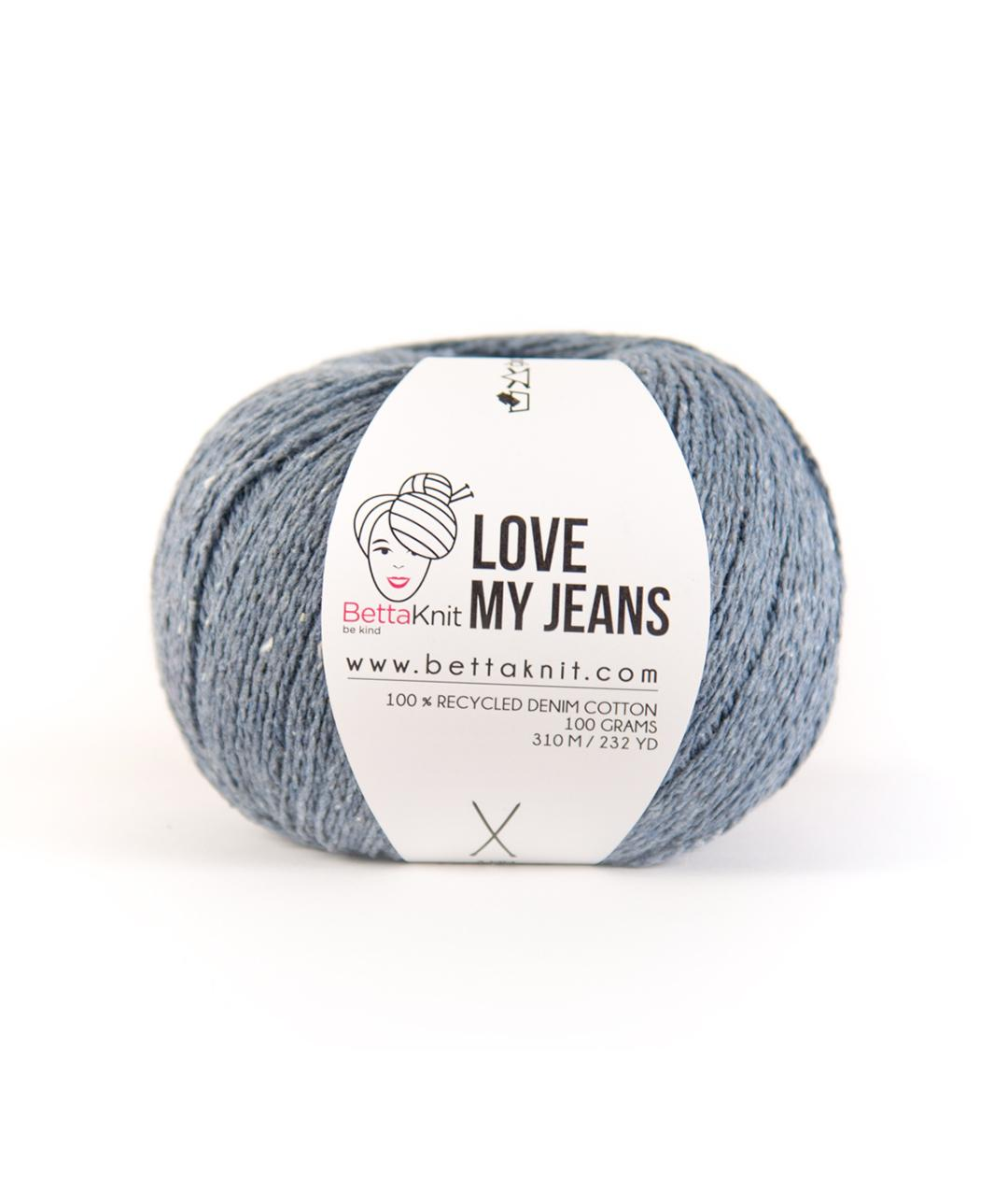 Sales - Cotton - Love My Jeans - Blue Shades - 1
