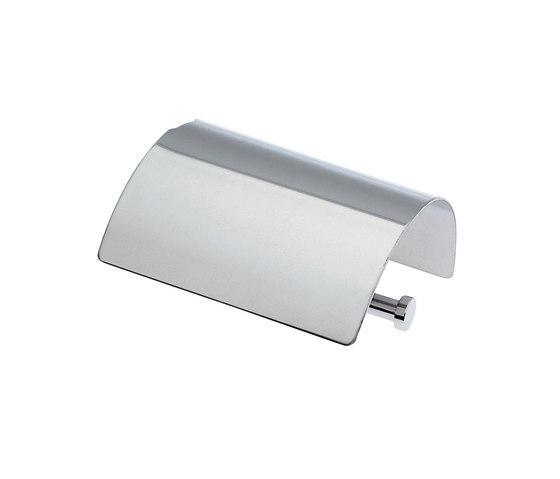 Porta rotolo per il bagno serie Logic Cosmic