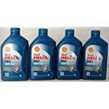 4x1 Shell Helix HX7 10w/40 barattolo 1 litro