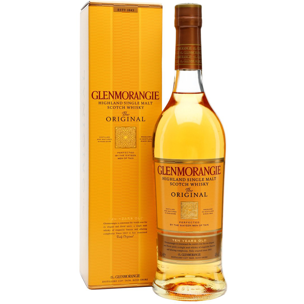 Glenmorangie - Highland Single Malt Scotch Whisky